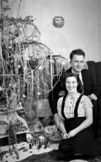 Xmas at Home Bellerose 1939