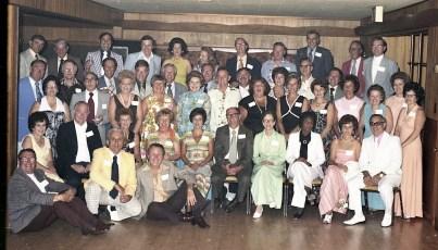 Hudson High Class of 1946 Reunion 1976