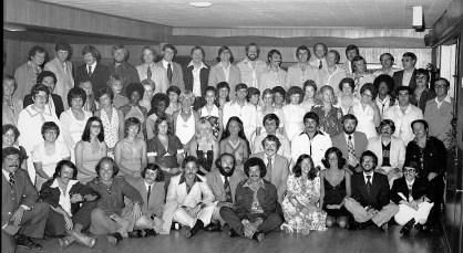 Hudson High Class of 1966 Reunion 1976