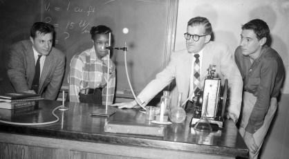 Hudson High School 1956 (1)