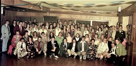 Hudson High School Class of 65 Reunion 1975