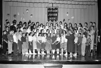 Hudson Junior High School 1957 (2)