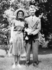 Frank & Florence Choinsky 1940