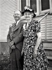 Mrs McLean unknown man 1948