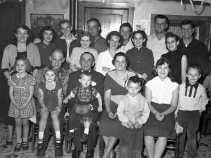 Albert Dembosky Family 1953