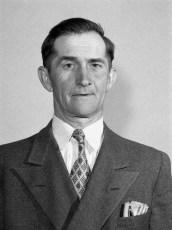 August Scheidt 1956