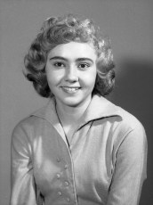 Betsy Straw G'town 1958