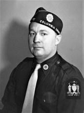 Clinton Mossman 1957