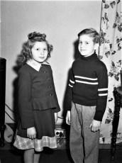 Dawn & Barry Couchman 1950