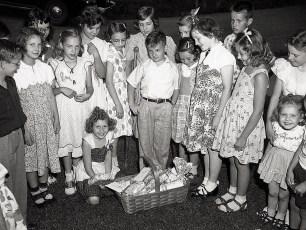 Dawn Couchman's 11th Birthday 1951 (2)