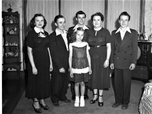 DelPozzo family 1951