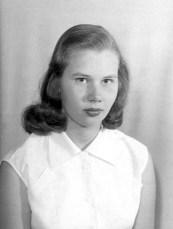 Dorothy Topken 1955