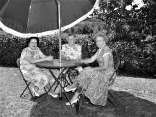 Dottie VanVliet & friends G'town 1950