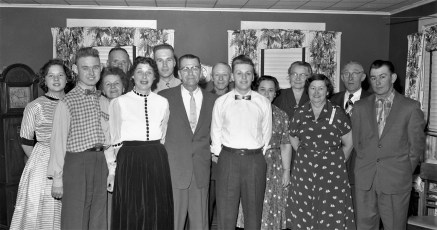 Halterman Family 1957