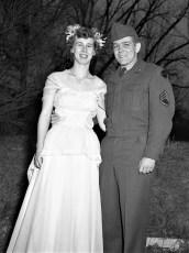 John & Joan Sharpe 1953