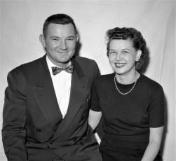 Joseph & Vivian Wisowaty 1956