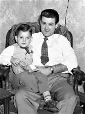 Liepshutz, Warren and Alan 1952