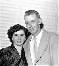 Mr. & Mrs. Burt Coons 1955