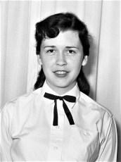 Mrs. Mary Sparks Tivoli 1954