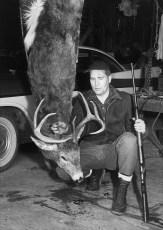 Robert Near Philmont 1957