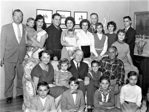 Schultheis Family 1959