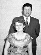 Sherman & Ethel Potts 1952