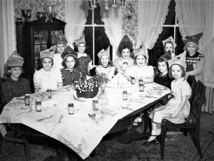 von der Osten Birthday Dec 1952