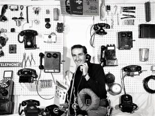 Warren Bohnsack phone display 1956 (2)