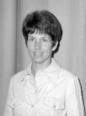 Anne Rider 1969