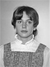 Donna Francescott 1968