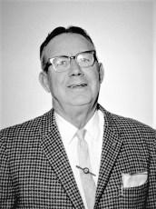 James Baxter 1964