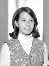 Margaret Golden 1969
