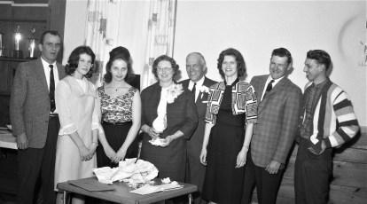 Mr. & Mrs. Donald Kline's 30th Anniversary 1965 (2)