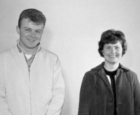 Mr. & Mrs. Johnson 1964