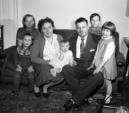 Newberry Family 1965