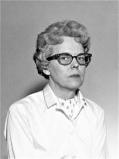 Olive Litchenhan 1961