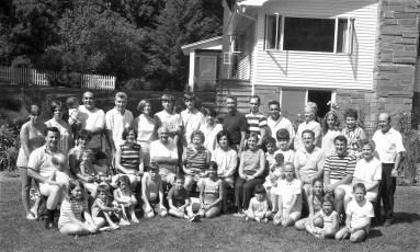The Decrosta Family Hudson 1968