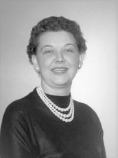 Vivian Wisowaty 1963