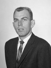 William Foster Sr. 1962