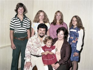 Doyle Family 1975