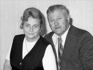 Ethel & Sherman Potts 1973