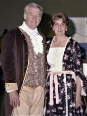 Mr. & Mrs. Vale 1976