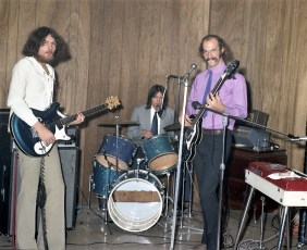Martin Wintje, Lowell Webber & Paul Hubert 1971