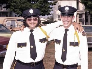 Tony Rocha & Chris Drennon 1977