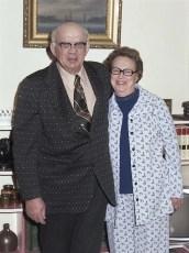 Walter & Peggy Miller 1976