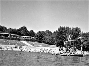 Lake Taghkanic 1953
