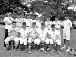 Col. Cty. LL All Stars Southern Team 1967