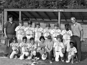 Elk's Little League Opening Day Hudson 1974 (2)