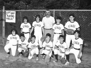 Elk's Little League Teams Hudson 1973 (1)