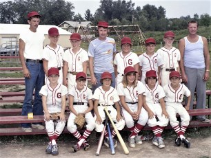 G'town Giants LL Team 1976